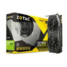 ZOTAC GeForce GTX 1070 AMP! Edition, 8GB