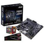 ASUS A320M-E Raven Ridge 2200G Bundle