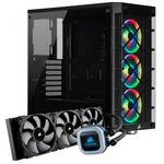 Corsair Crystal 465X Liquid Cooling Bundle