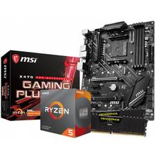 MSI Ryzen 5 Budget Gamer Bundle