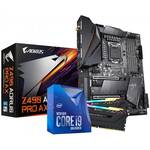 Gigabyte Z490 i9 Enthusiast Bundle