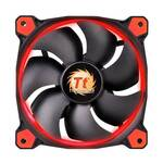 Thermaltake Riing 12 High Static Pressure Red LED Radiator Fan