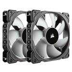 Corsair ML120 120mm Premium Magnetic Levitation Fan - Twin Pack