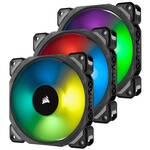 Corsair ML120 PRO RGB 120mm PWM Fan, 3-Fan Pack with Lighting Node PRO
