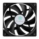 SilverStone FN121 120mm Black Case Fan