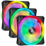 Corsair iCUE QL120 RGB 120mm Triple Fan Kit with Lighting Node CORE