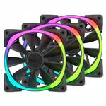 NZXT Aer RGB140 140mm RGB Case Fan, Triple-Pack