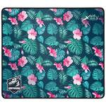 Xtrfy GP1 Grayhound Tropical Gaming Mouse Pad - Large