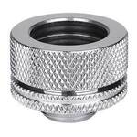 Thermaltake Pacific G1/4 16mm (5/8) OD Compression - Chrome Fitting