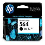 HP 564 Ink Cartridge, Black