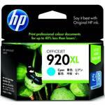 HP 920XL Ink Cartridge, Cyan