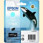 Epson UltraChrome HD - Photo Light Cyan Ink Cartridge