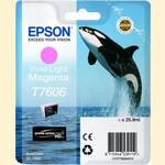 Epson UltraChrome HD - Photo Vivid Light Magenta Ink Cartridge