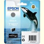 Epson UltraChrome HD - Photo Light Black Ink Cartridge
