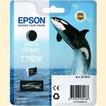 Epson UltraChrome HD - Photo Matte Black Ink Cartridge