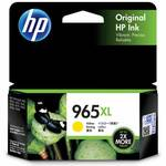 HP 965XL High Yield Ink Cartridge, Yellow
