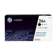 HP 26A Toner Cartridge, Black