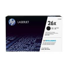 HP 26X Toner Cartridge, Black