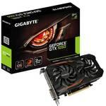 Gigabyte GeForce GTX 1050 OC 2G, 2GB