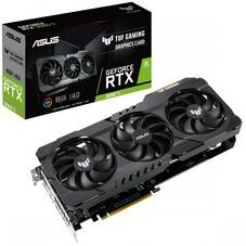 ASUS TUF GeForce RTX 3060 Ti, 8GB
