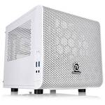 Thermaltake Core V1 Snow Edition White Mini ITX Case