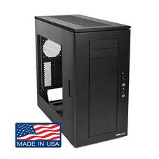CaseLabs Merlin SM8 Black ATX Case, XL Window, No PSU