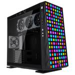 In Win 309 ARGB Black Mid Tower ATX Case, T/G Window, No PSU