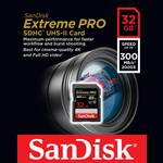 SanDisk SDSDXPK-032G-GN4IN 32GB Extreme Pro SDXC Card